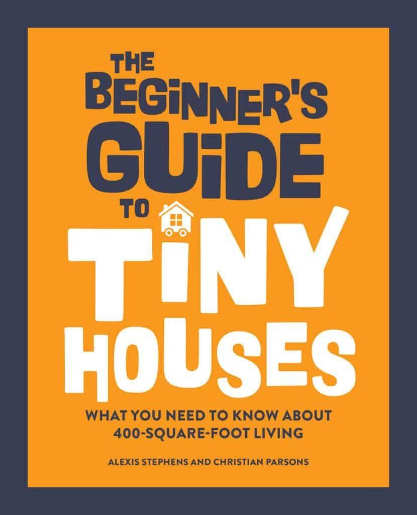 new tiny house book